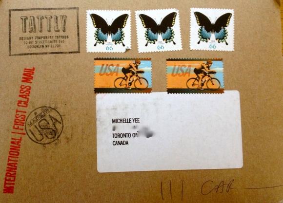 tattly mail